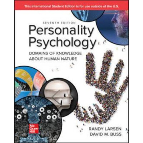 ISE Personality Psychology: Domains of Knowledge About Human Nature (7th Edition) Randy Larsen and David Buss   9781260570427