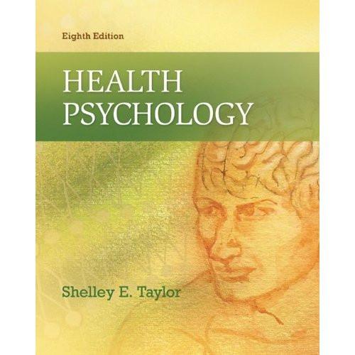 Health Psychology (8th Edition) Taylor
