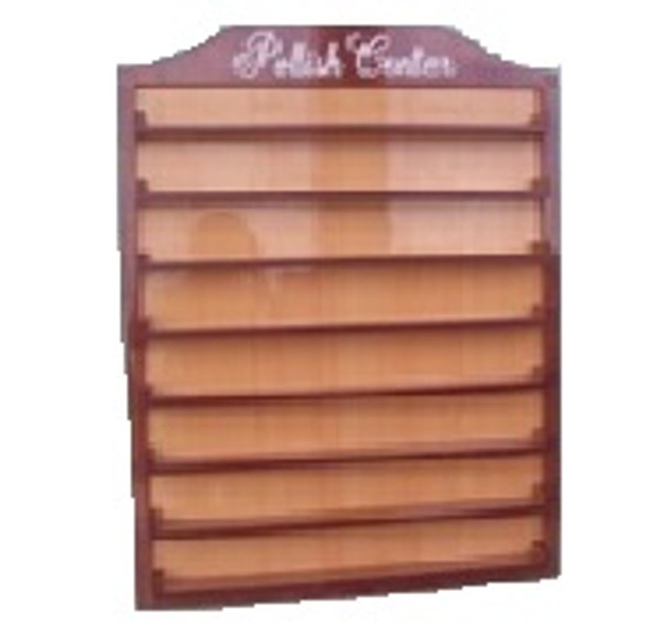 Polish Rack PR1 Light Wood