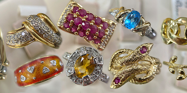 Rings | Fashion Rings | Diamond Rings | Gemstone Rings