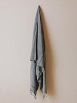 Bonita Beach Towel - Grey