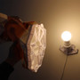 Replacing the LEd Light Bulb is made easy.