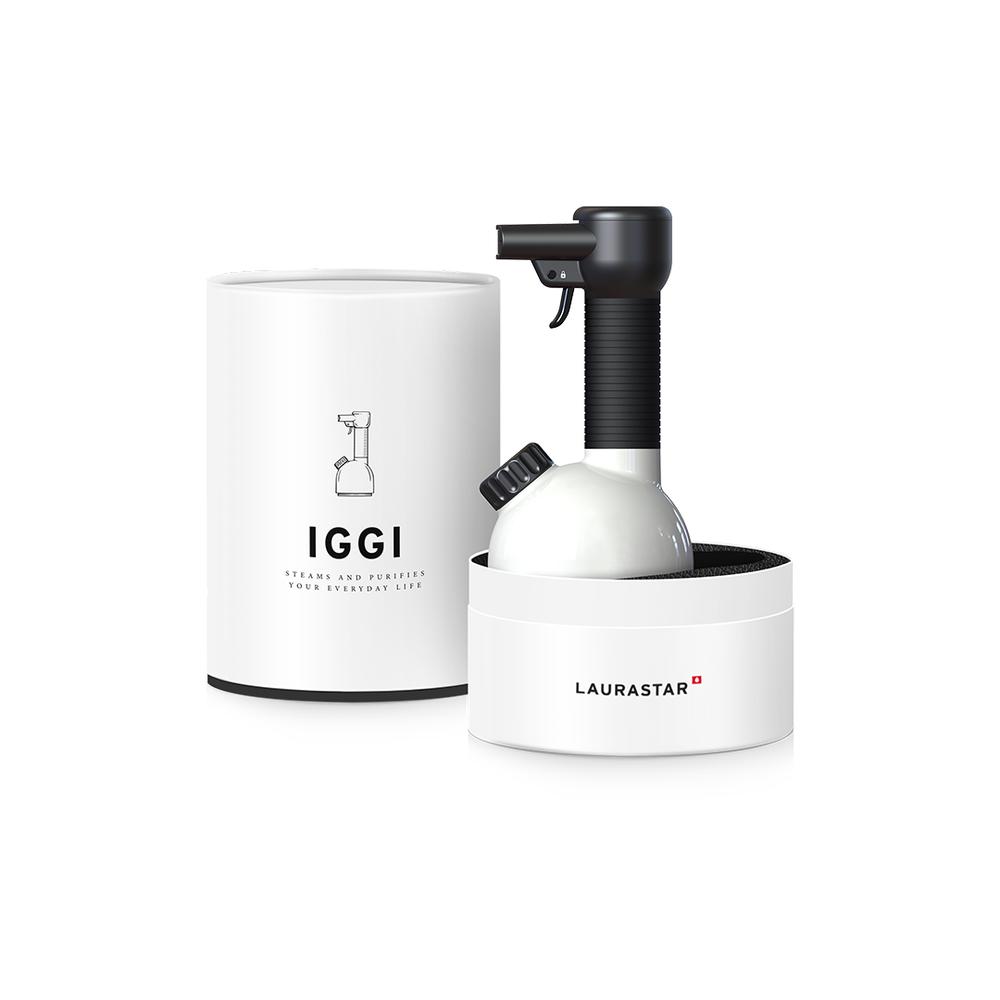 IGGI Pure White with box