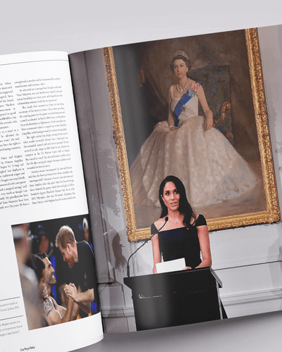 "Laurastar Featured in the Book ""Our Royal Baby"""