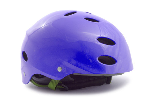 Navy Bike Helmet