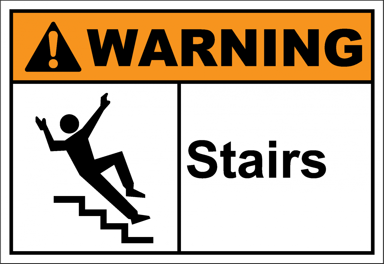 Warnh113 Stairs Safetykore Com