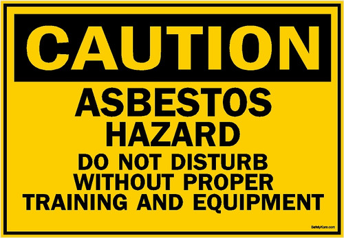 Asbestos1008-Asbestos-Hazard-Do-Not-Disturb-Sign