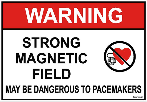 Pacemaker Strong Magnetic Field Sign