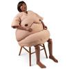 SimObesityShirt Adult Obesity Simulation with seated Manikin