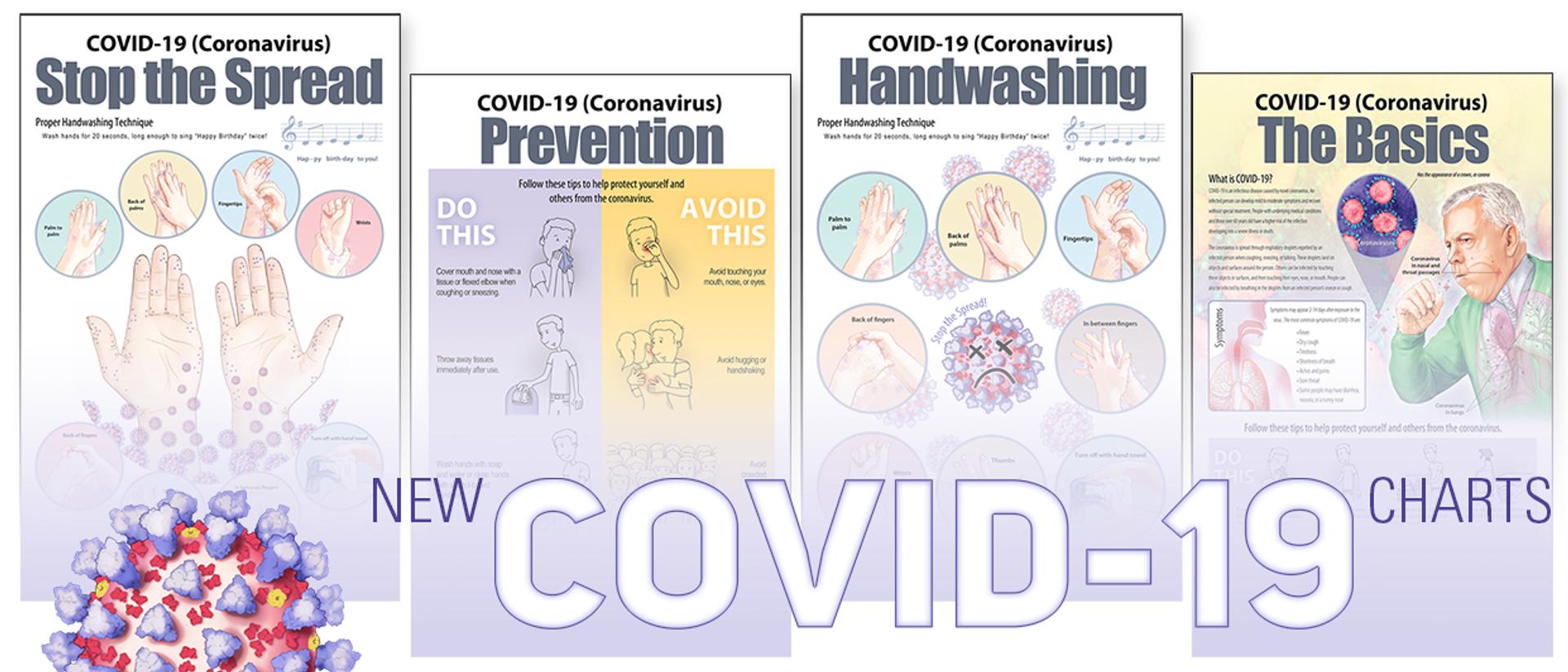 Corona virus chart May 2020