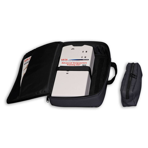 Optional Carrying Case for Advanced Venipuncture Training Aid