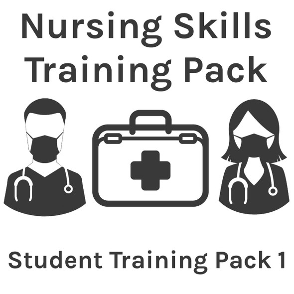 Nursing Skills Training Pack - Student Training Pack 1