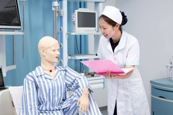 Anatomy Lab All-purpose Patient Care Simulator