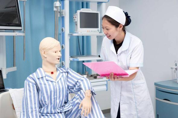 Anatomy Lab All-purpose Patient Care Simulator