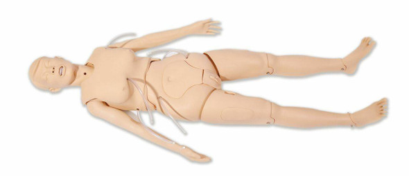 Anatomy Lab All Purpose Care and Trauma Manikin