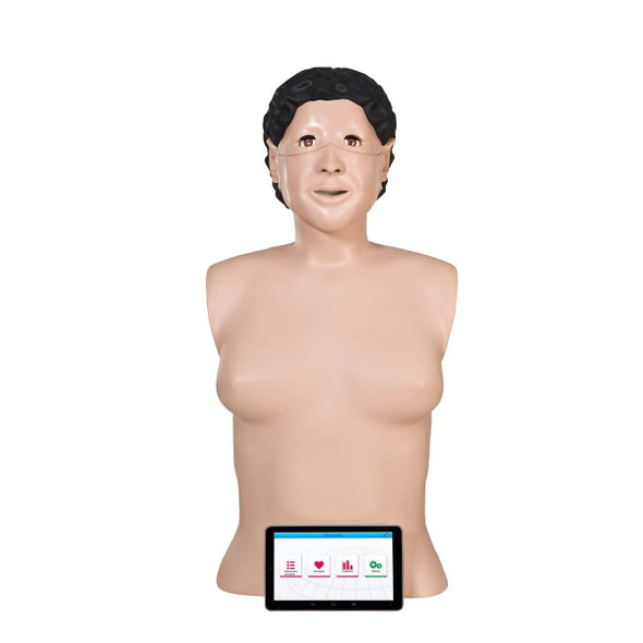 CPR Lilly Pro - CPR Training Manikin with Tablet 1