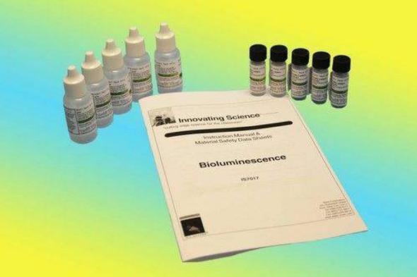 Bioluminescence Chemical Demonstration Kit