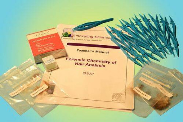 Forensic Chemistry Of Hair Analysis