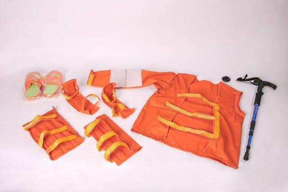 Anatomy Lab Wearable Hemiplegia Nursing Simulation Suit