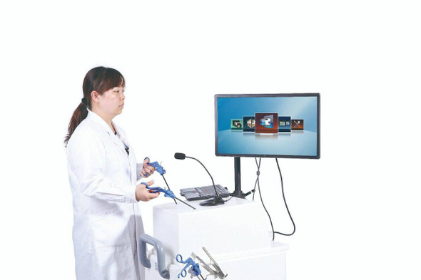 Anatomy Lab Victor Lap Client Laparoscopy Trainer 1