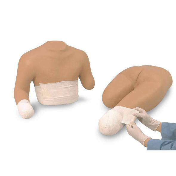 Life/form Stump Bandaging Simulators - Set of 2