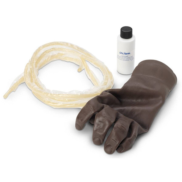 Life/form Advanced IV Hand Replacement Skin and Veins - Dark