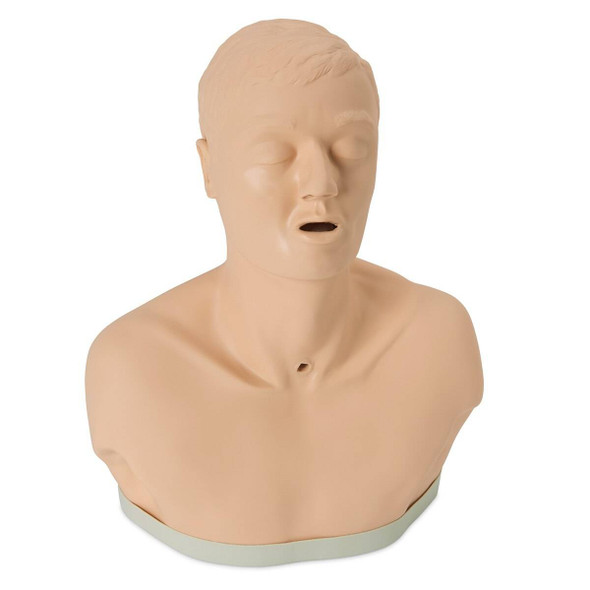 Life/form Adult Patient Education Tracheostomy Care Manikin 1