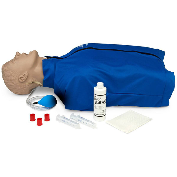 Life/form Advanced Airway Larry Airway Management Trainer Torso 1
