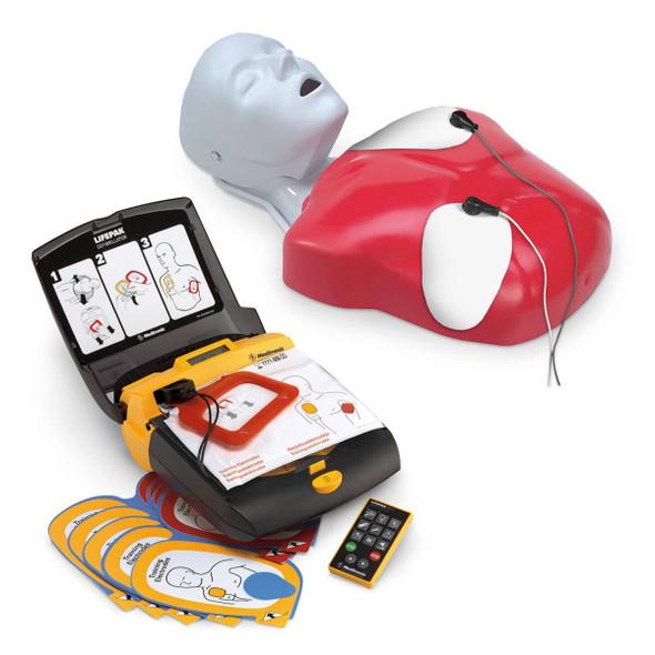 Life/form Basic Buddy LIFEPAK CR Plus AED Training Device