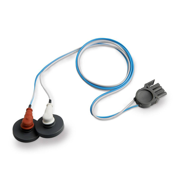 Defibrillation Pad and Patient Adapter Package - Physio Control Training Cables with Adapters for LifePak