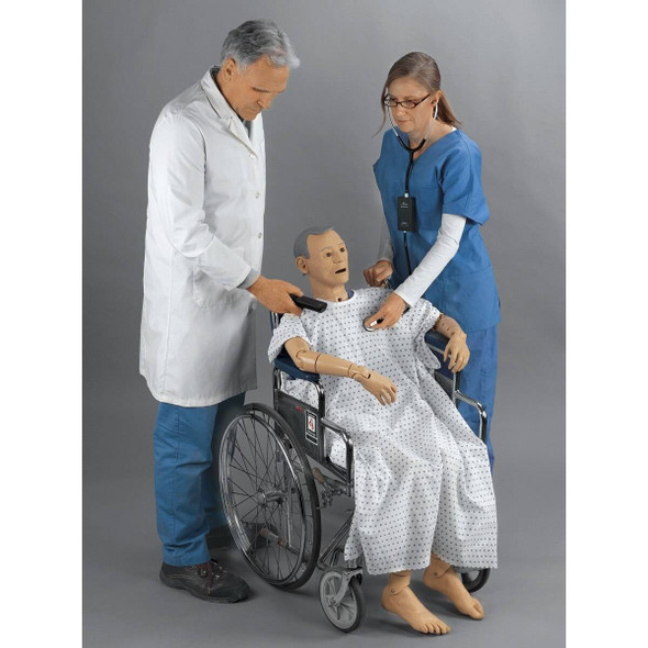Life/form GERi Auscultation Manikin - Light