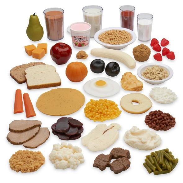 Complete Basic Food Replica Kit
