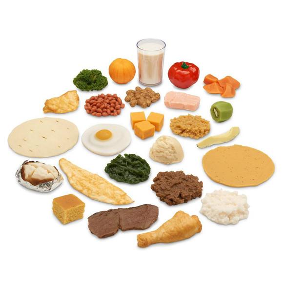 Nasco Latin American Food Replica Package