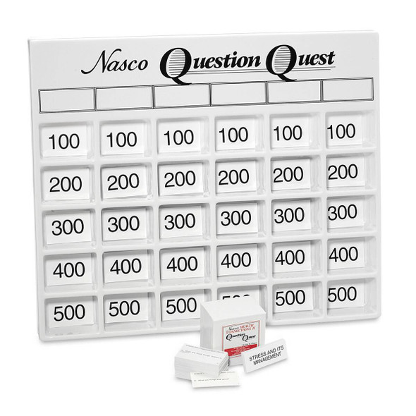 Health Connections II Question Quest Kit