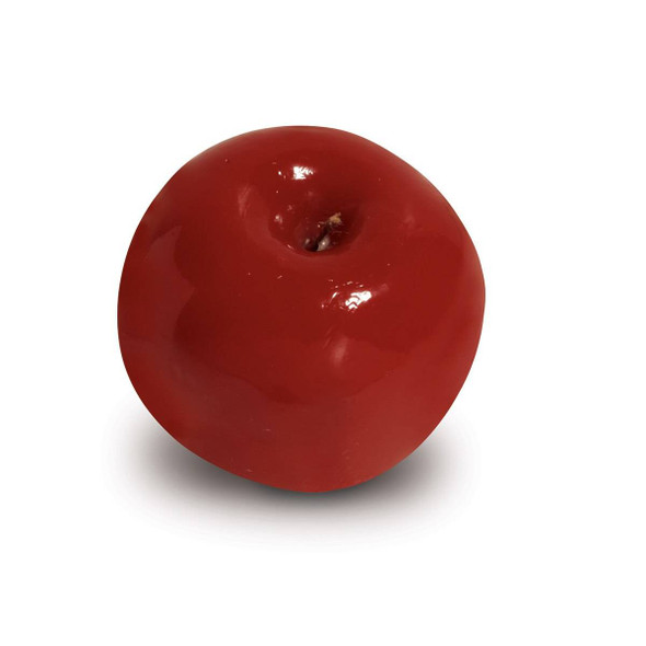 Nasco Apple Food Replica - Whole - Medium
