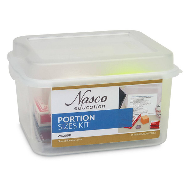 Nasco Portion Sizes Kit