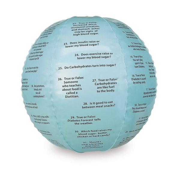 Nasco Diabetes Toss-Up Ball