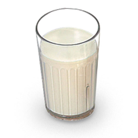 Nasco Milk Food Replica - White Whole - 4 fl oz 120 ml