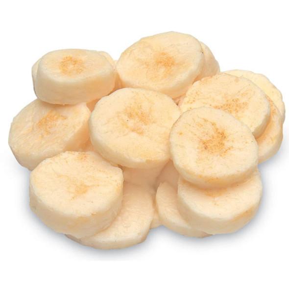 Nasco Banana Food Replica - Sliced - 1/2 cup