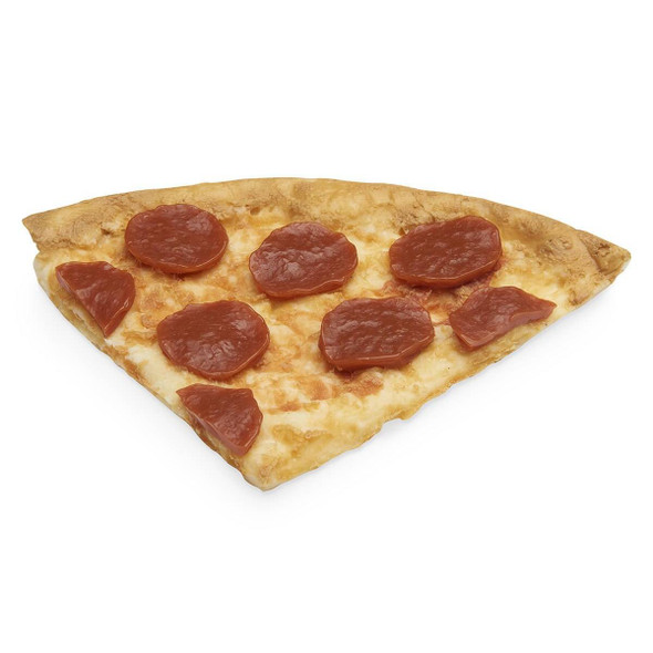 Nasco Pizza Food Replica - Pepperoni - 1/4 cup