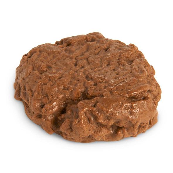 Nasco Hamburger Food Replica - Cooked - 2 oz