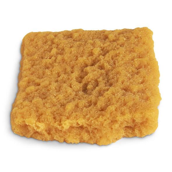 Nasco Fish Patty Food Replica - Fried - 3 oz