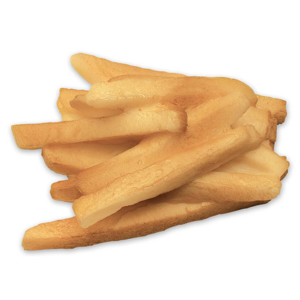 Nasco French Fries Food Replica - Baked - Homestyle - 4 oz