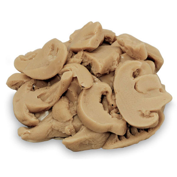 Nasco Mushrooms Food Replica - 1/4 cup