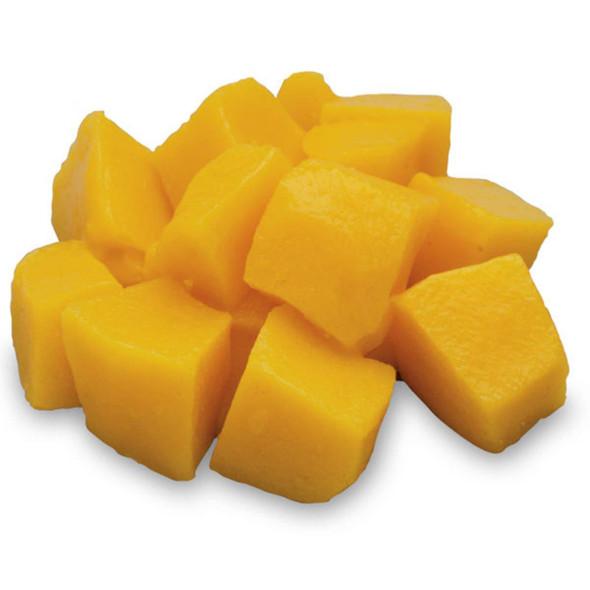 Nasco Mango Food Replica - 1/2 cup