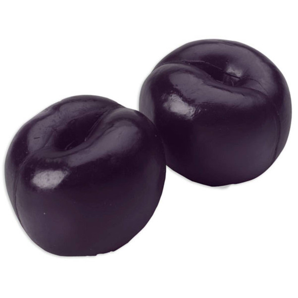 Nasco Plums Food Replica - Whole - 2 count