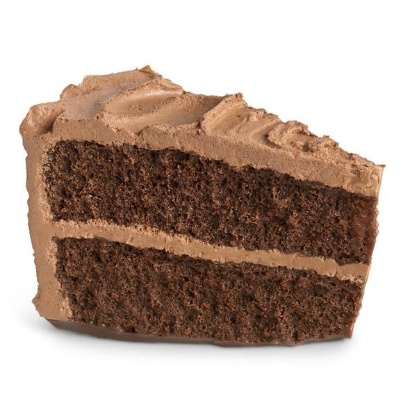 Nasco Cake Food Replica - Chocolate Slice
