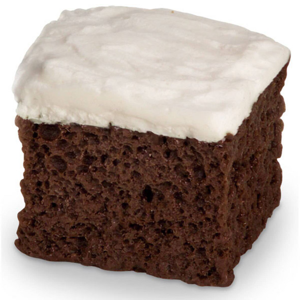 Nasco Cake Food Replica - Chocolate