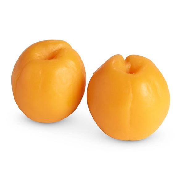 Nasco Fresh Apricots Food Replica - Whole - 2 count