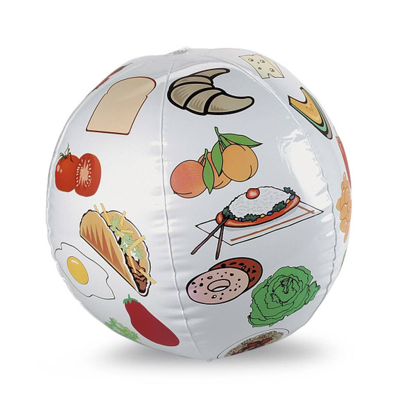 Nasco Nutrition Picture Toss-Up Ball